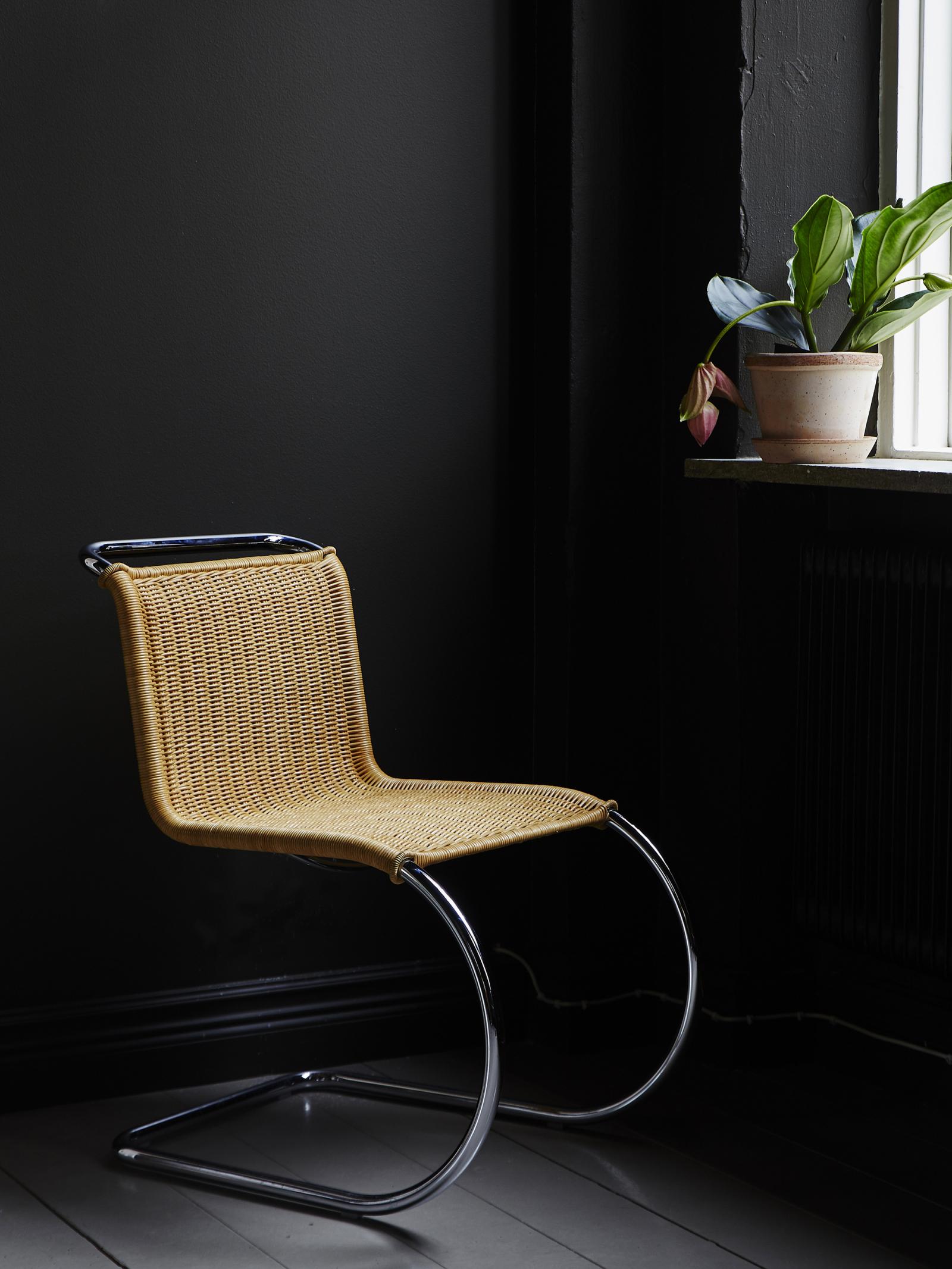 Mies van de Rohe Chair Rattan - Knoll  Från: 12 700 SEK