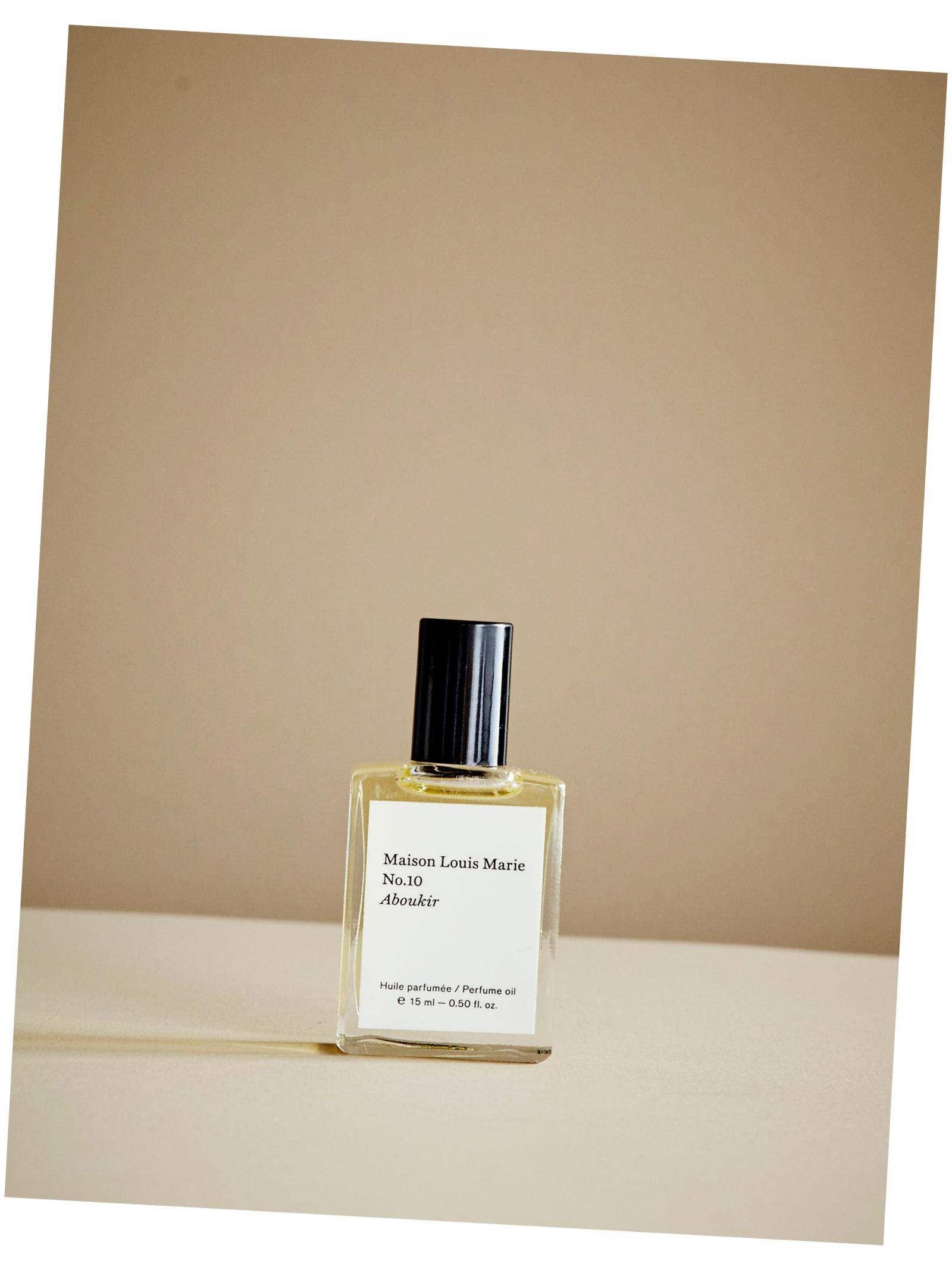 Perfume Oil Aboukir - Maison Louis Marie