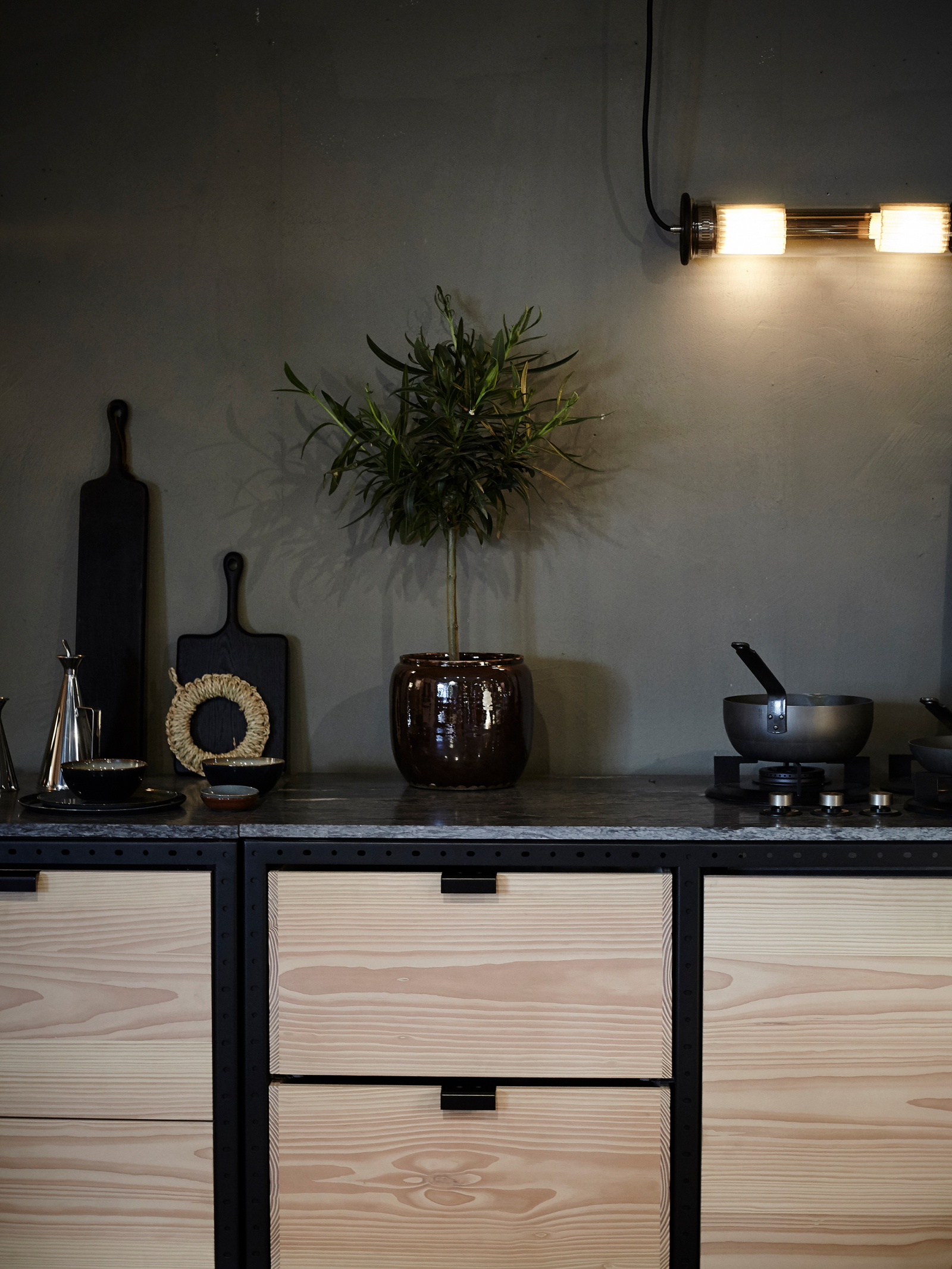 Frama Studio Kitchen hos Artilleriet, Magasinsgatan 19, Göteborg