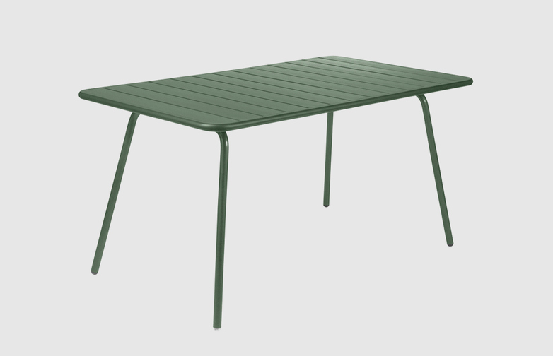 Luxembourg Knockdown Table 143x80