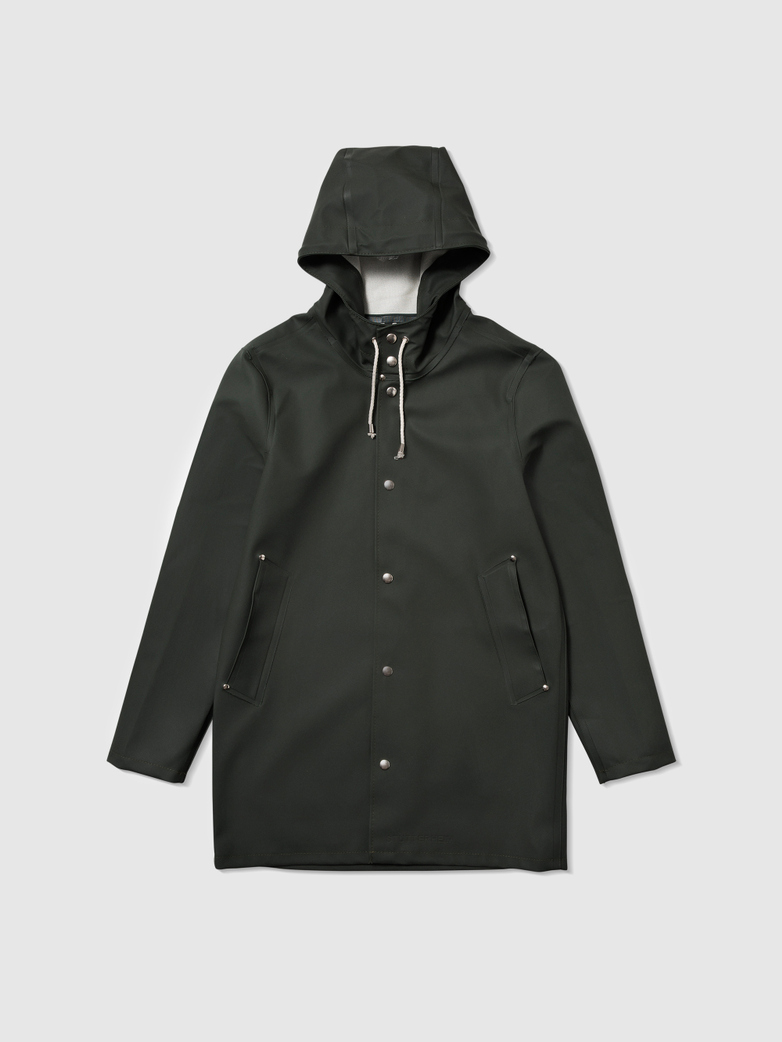 Stockholm Raincoat Green
