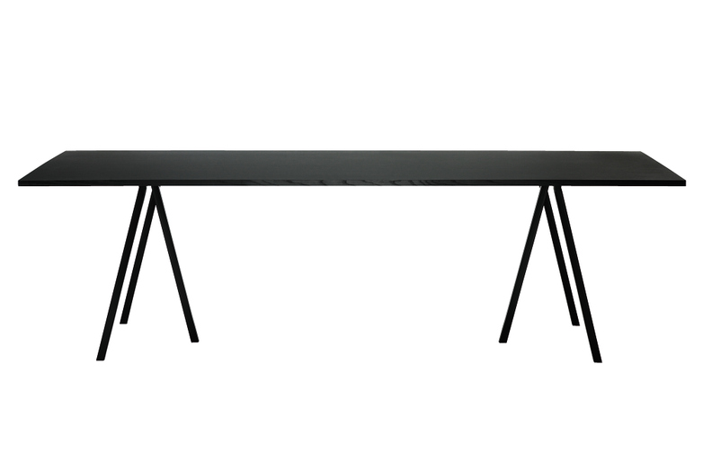 Loop Stand Table Black