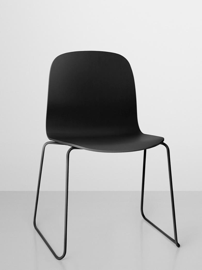 Visu Chair Sled Base
