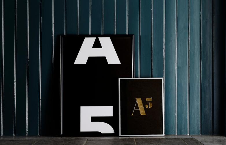 Artilleriet Edition: A5 Mono Poster