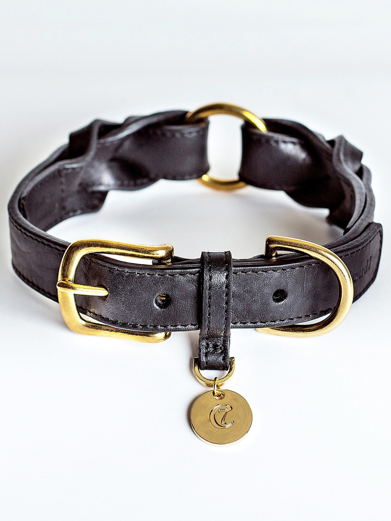 Hyde Park Collar Black