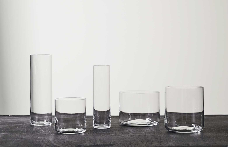 Minimal Glass Series