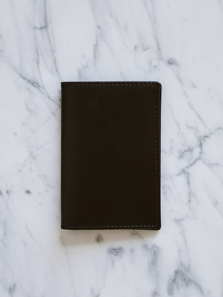 Classic Card Wallet Black