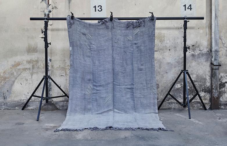 Hemp Rug Large 283x183 cm