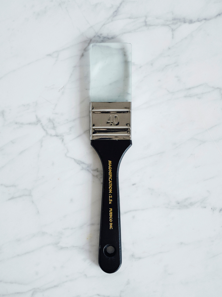 Magnifying Paintbrush