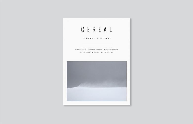 Cereal Magazine Issue No 12