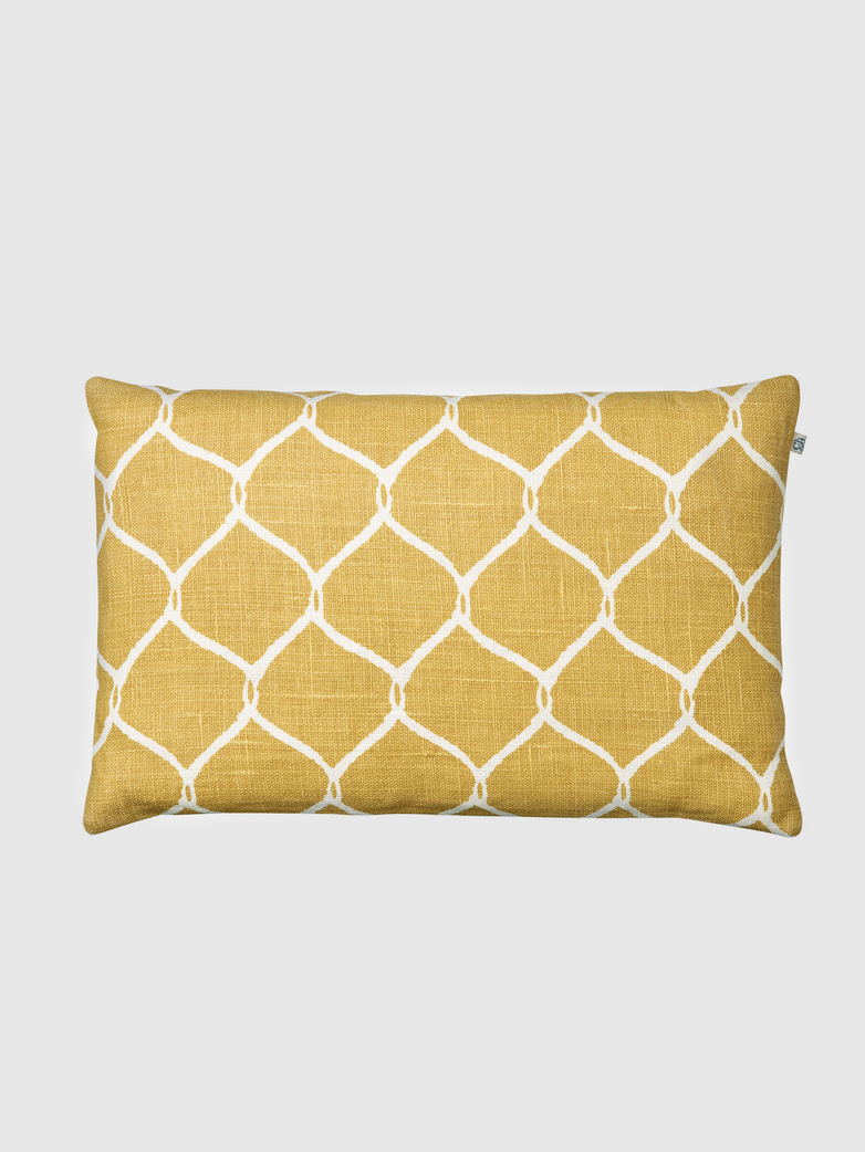 Cushion Cover Linen - Jaal Spicy - 40x60 cm