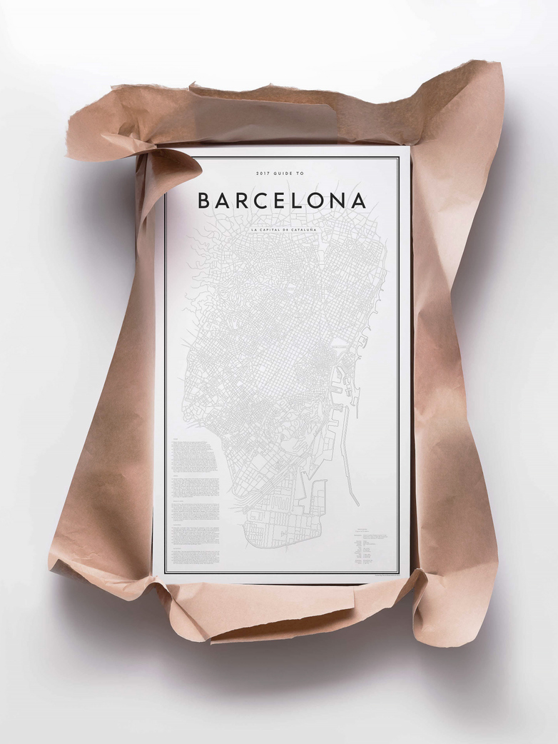 2017 My Guide To Barcelona