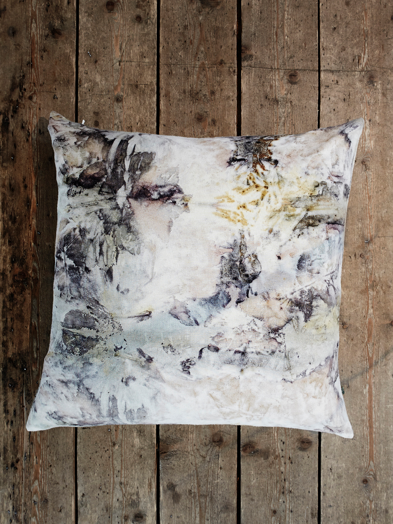 Flora Alchemy Cushion I