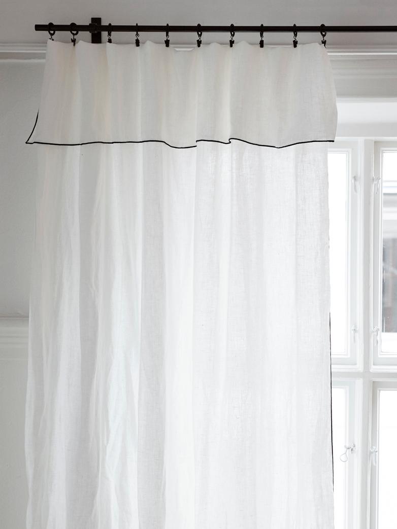 Maya Curtain Luni Creme 3 M