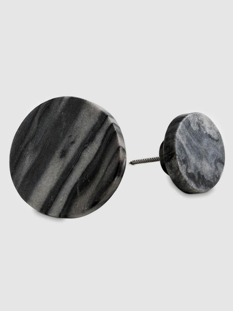 Black Marble Coat Hooks