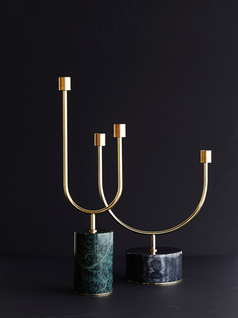 Grasil Candle Holder