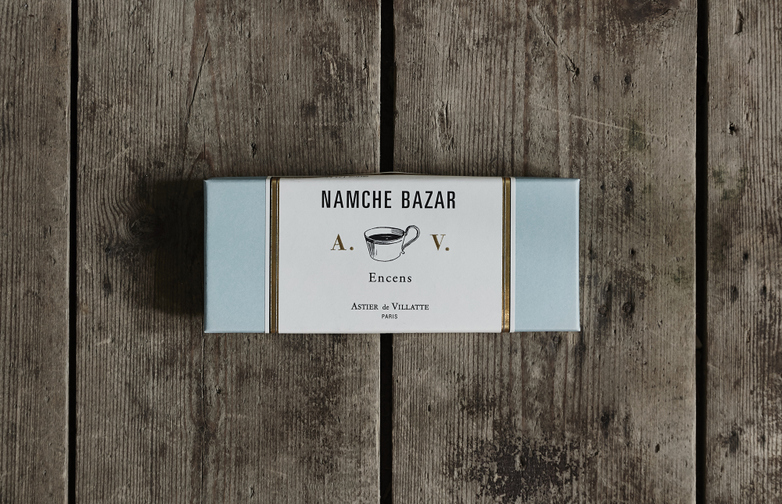 Incense Box Namche Bazar