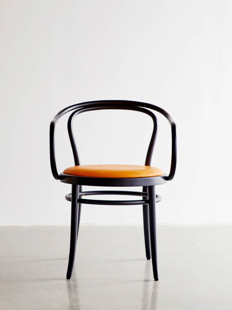 Artilleriet Edition Chair 30 Black Tärnsjö Leather