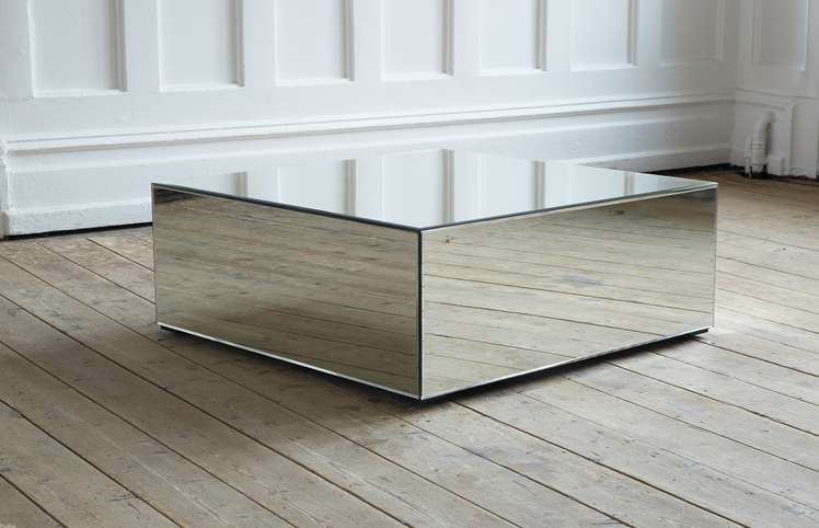 Mirror Mirror Sofa Table