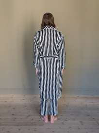 Deck Gown Thick Waves Black/Grey