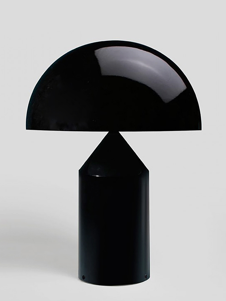 Atollo Black Table Lamp