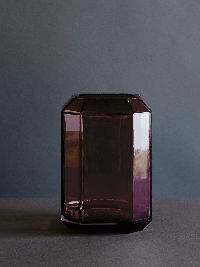 Jewel Vase Amethyst