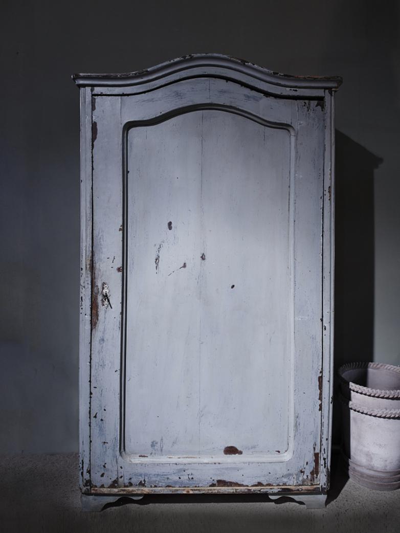 Vintage Cabinet Grey