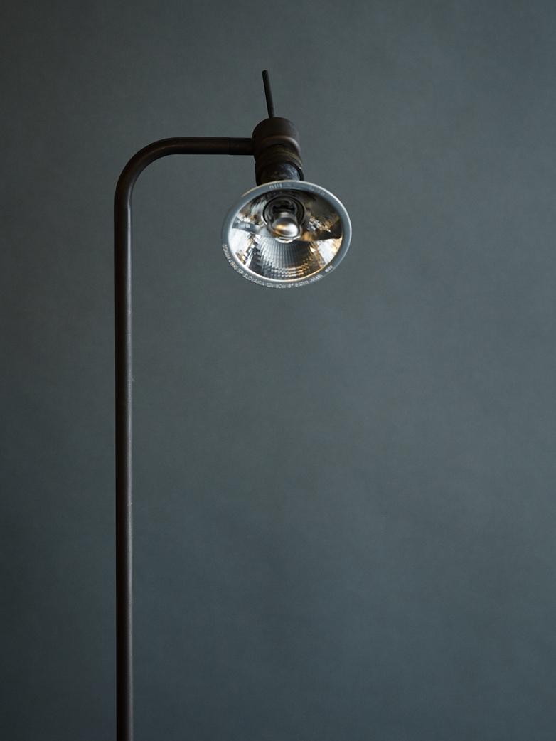 Chaplin Bronze Floor Lamp