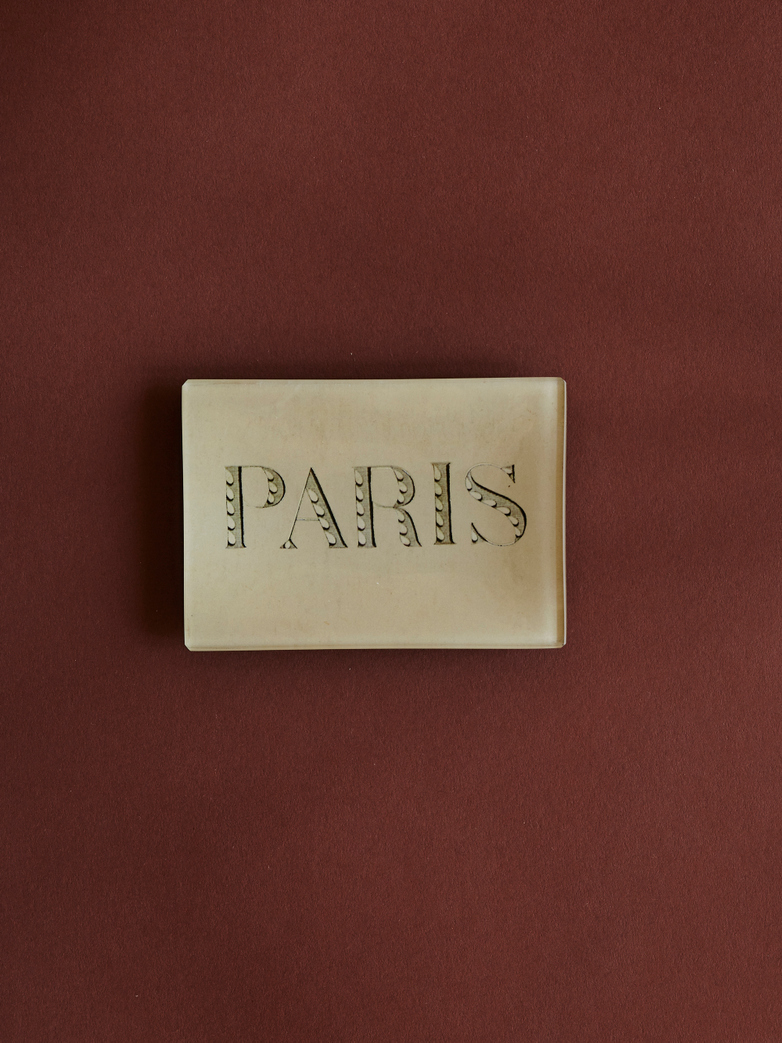Paris Tiny Tray