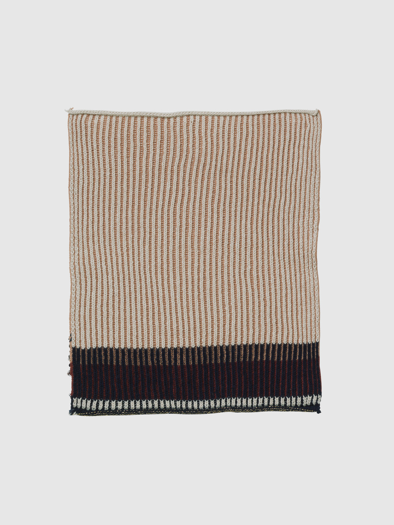 Akin Knitted Dish Cloth Rose