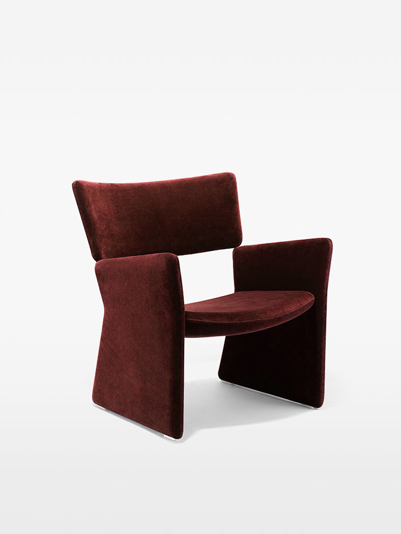 Crown Easy Chair Kvadrat Harald 2: 582