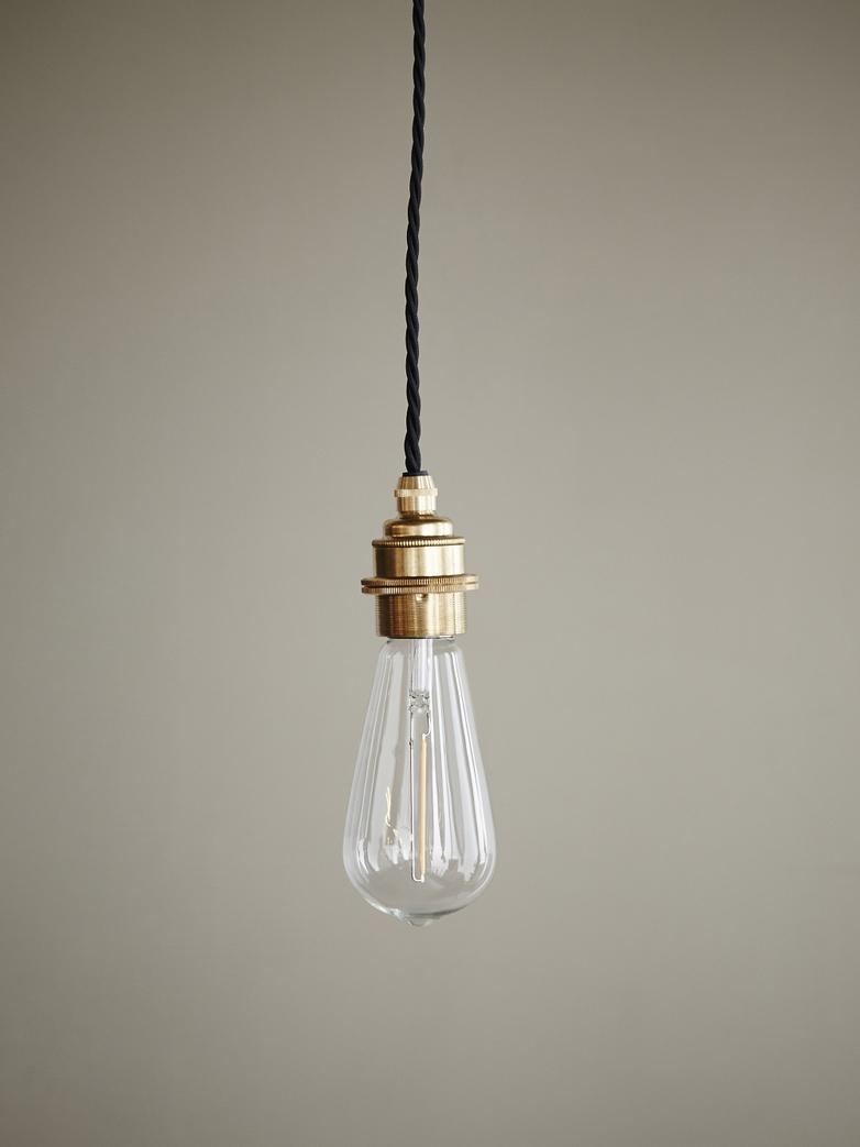 Atelier Lights Drop LED Clear