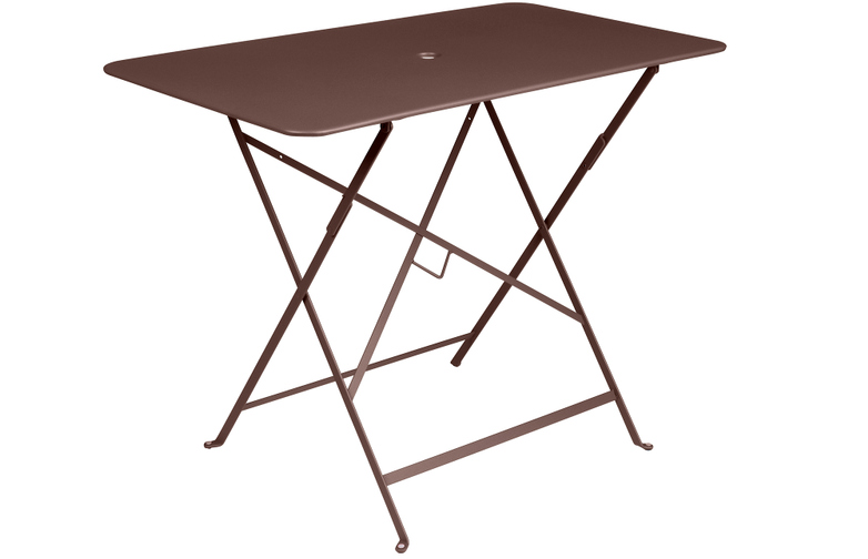 Bistro Folding Table 97x57 09 Russet
