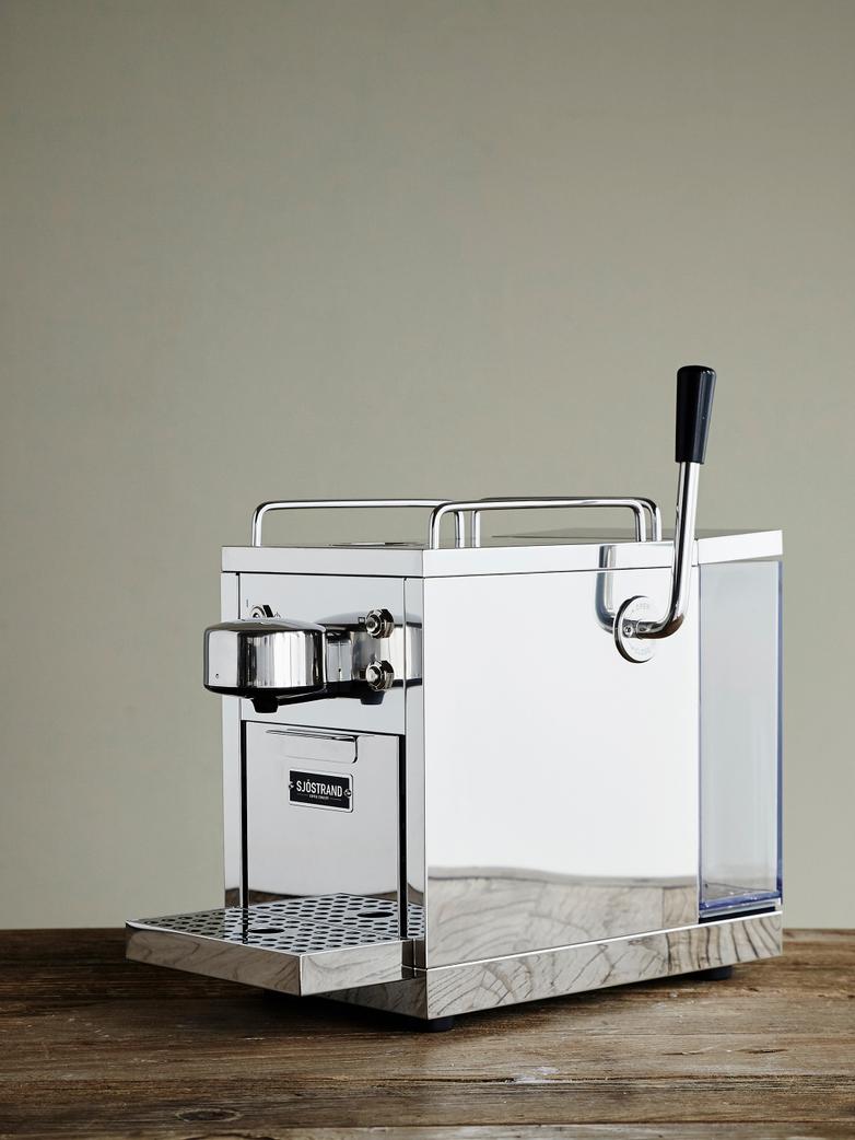 Espresso Maker Capsule