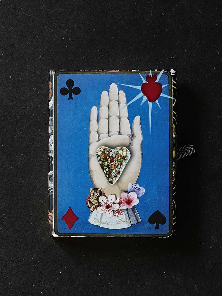Playing Cards Maison De Jeu