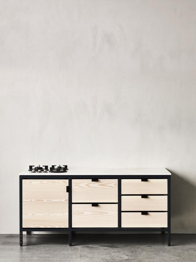 Studio Kitchen Unit D