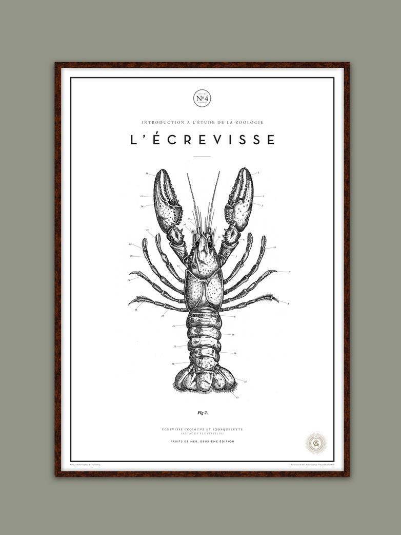L'Ecrevisse No.4