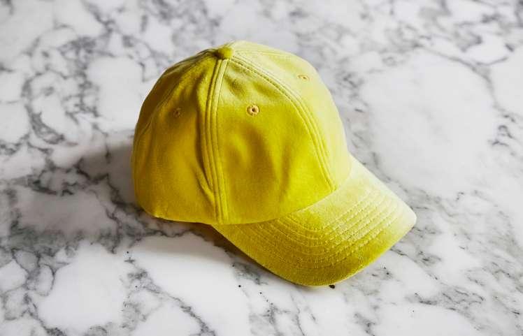 Velvet Cap Yellow