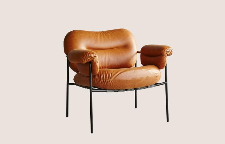Bollo Vintage Leather Cognac