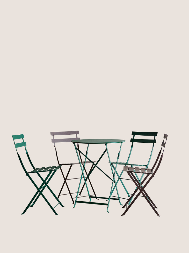 Table & Chair - Set 2