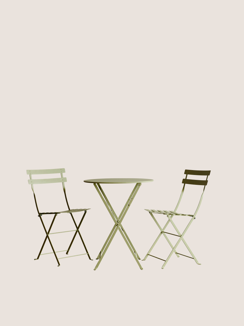 Table & Chair - Set 3