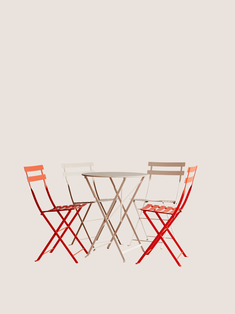 Table & Chair - Set 4