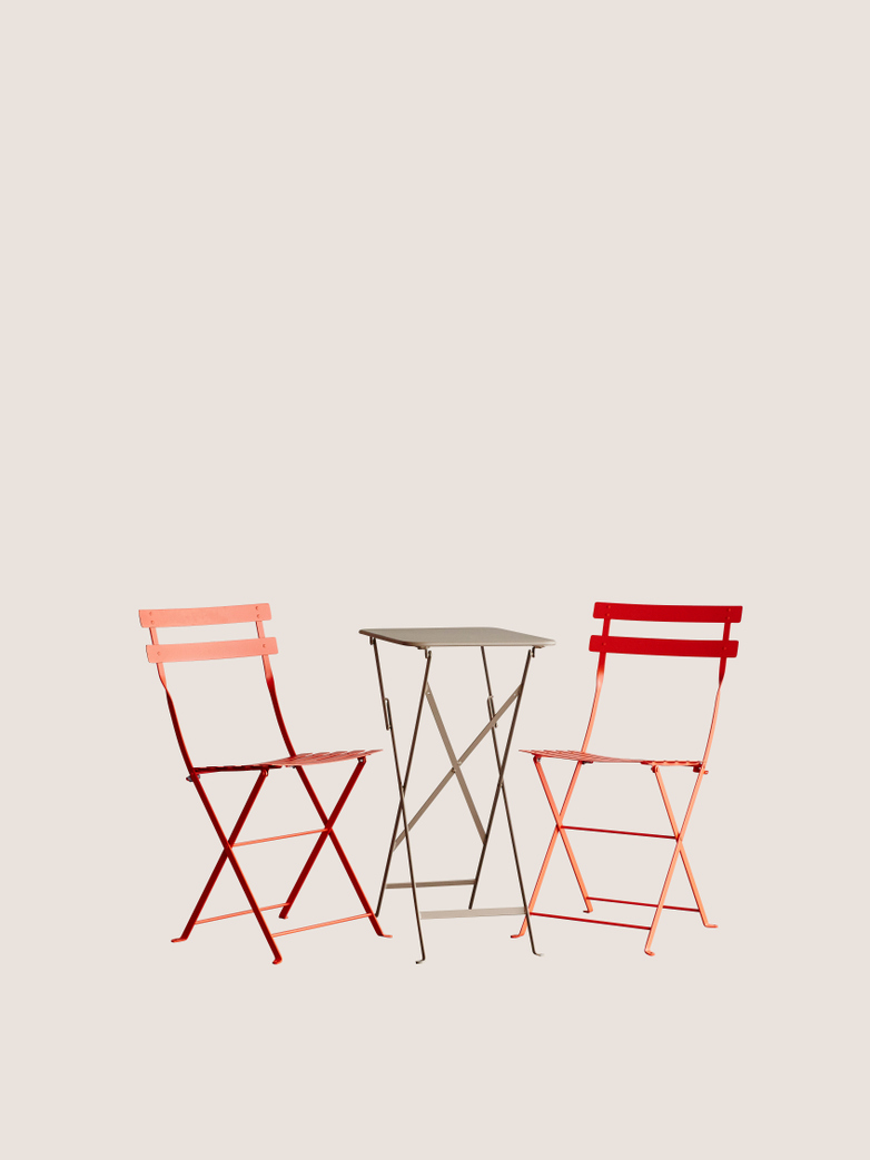 Table & Chair - Set 6