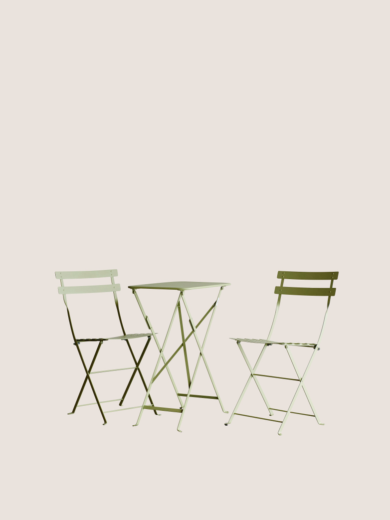 Table & Chair - Set 7