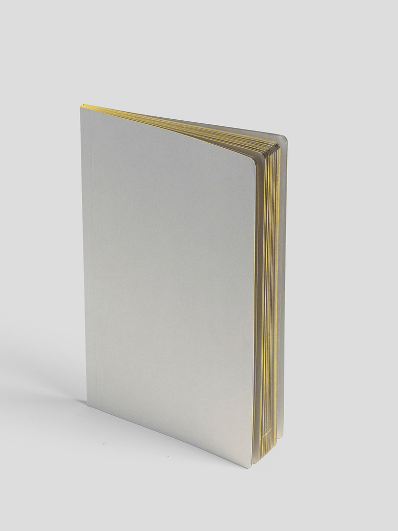 Edge Notebook Light Grey