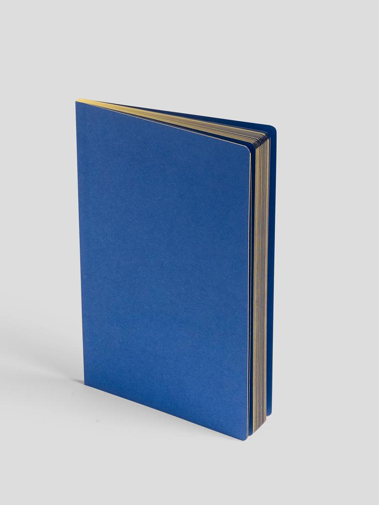 Edge Notebook Royal Blue