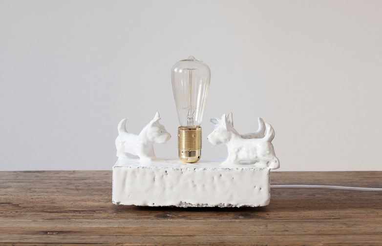 Doglove Lamp