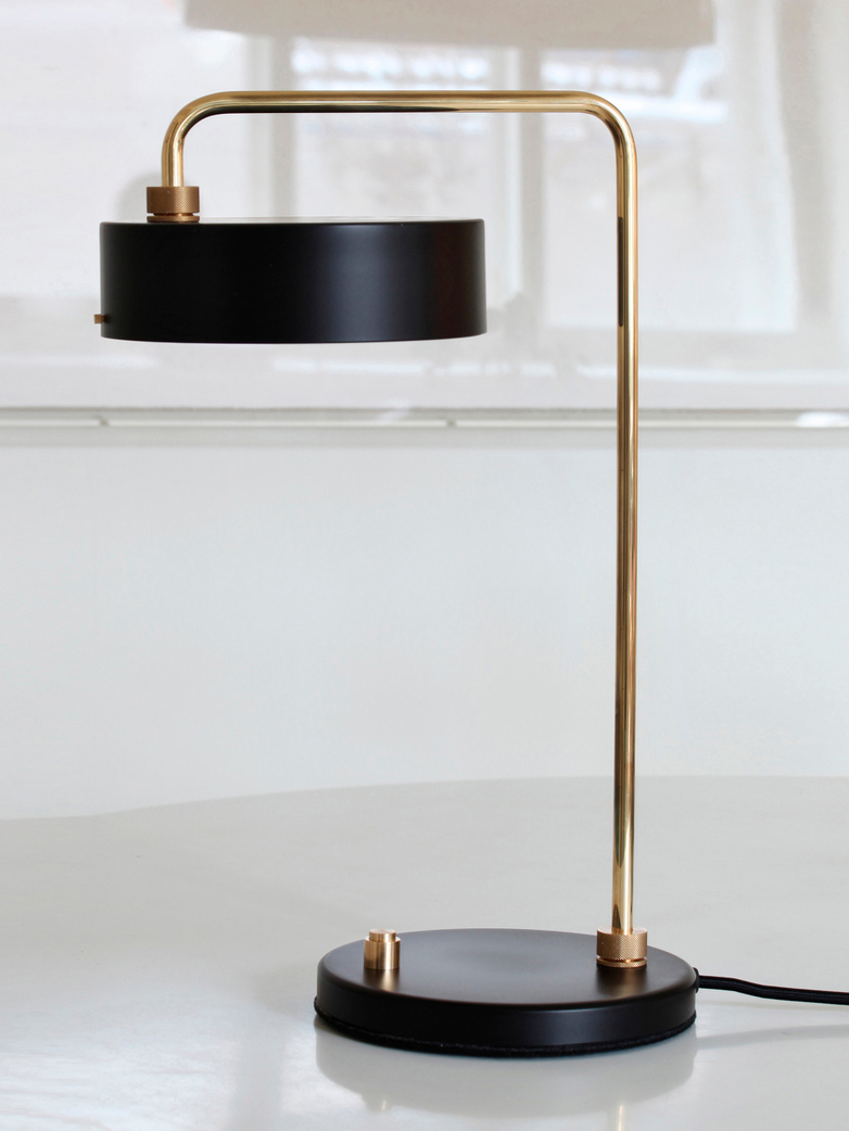 Petite Mashine Table Lamp