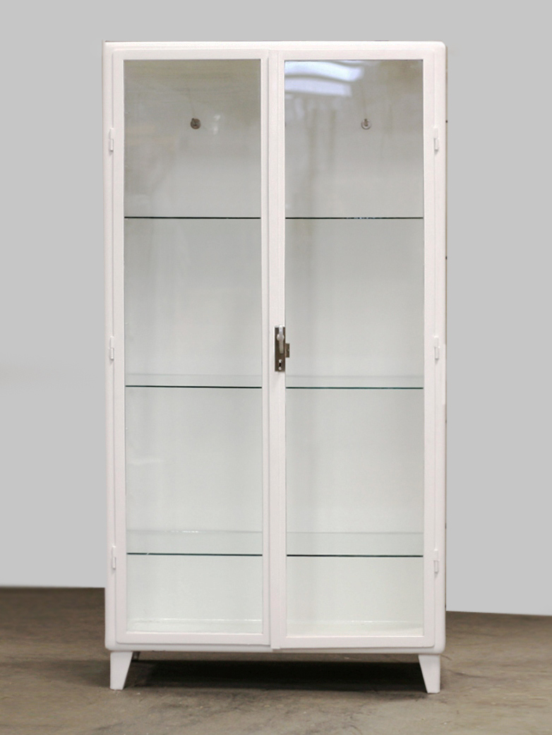 Vintage Medicine Cabinet Wide