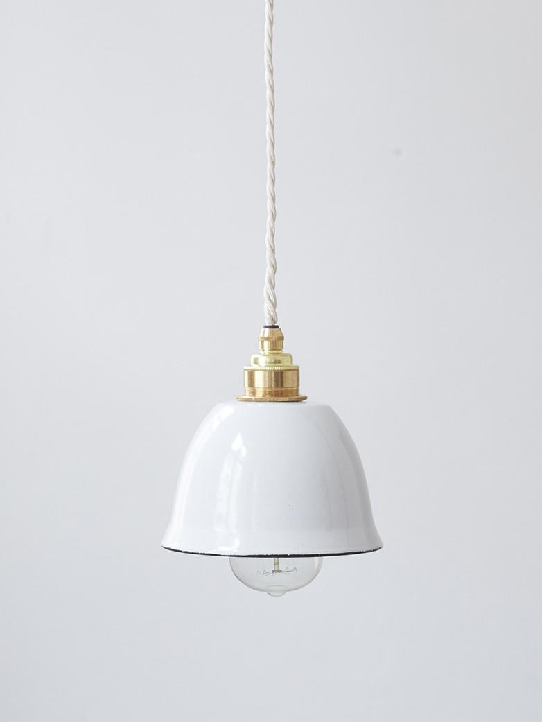 Enamel Shade Bell White